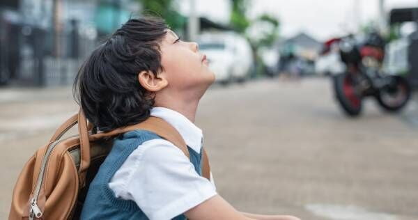 """学校や園に「行きたくない……」と言われたら? """"充電日""""として休ませてもOK"""