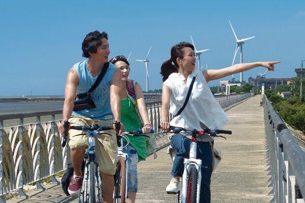失恋女子が台湾で自転車旅! 映画『南風』BD&DVD発売! 主演・黒川芽以のコメントも!