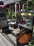 こじんまりとした金魚カフェで柔らかデートを!~アナウンサー小泉恵未の【コエミの恋するグルメ】Vol.39~