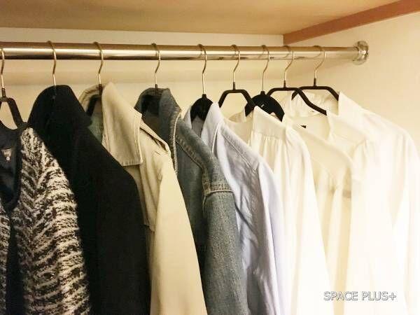着る服がない! クローゼットを整理する4つの方法