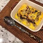 疲労回復に! 牡蠣の卵黄ソースグラタン【二十四節気の時短レシピ】