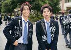 佐藤勝利&高橋海人がルール破りの自由すぎる姿に 『ブラック校則』場面写真公開