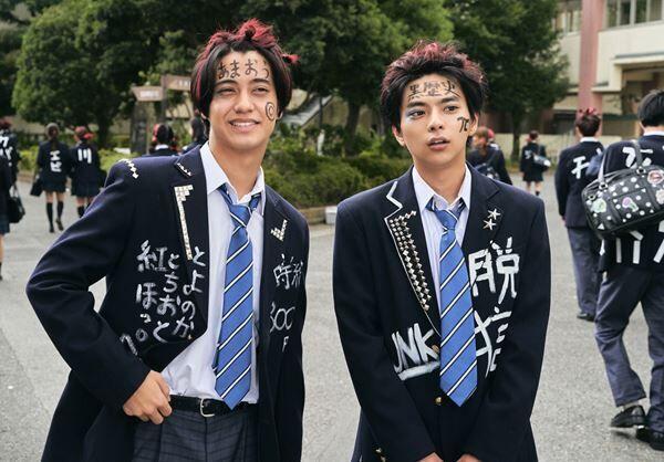 『ブラック校則』 (C)2019日本テレビ/ジェイ・ストーム