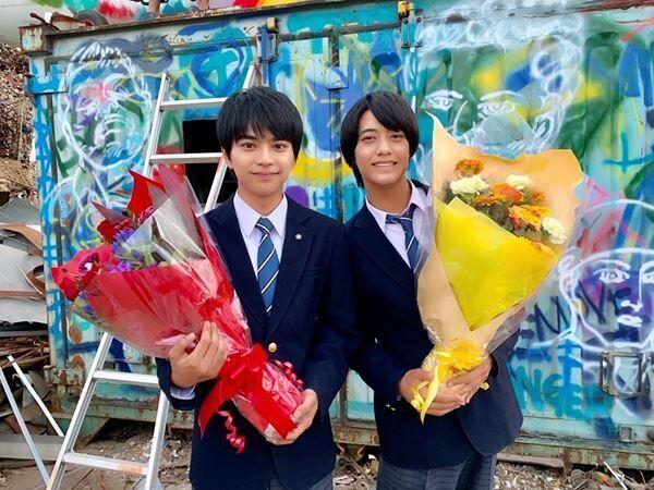 『ブラック校則』クランクアップ写真 (C)2019日本テレビ/ジェイ・ストーム