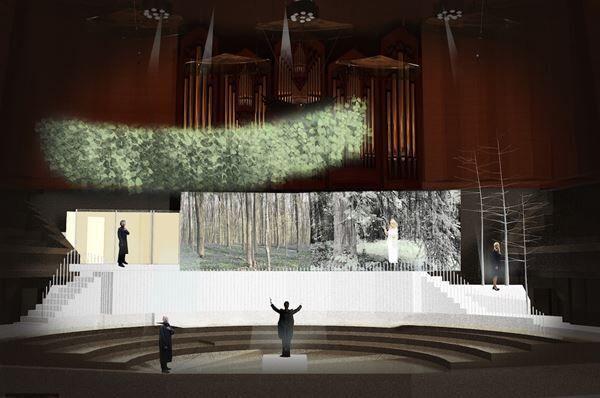 ジョージ・ベンジャミン:オペラ『リトゥン・オン・スキン』 (C)Shizuka Hariu