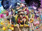 海賊たちの熱い戦い 『ONE PIECE STAMPEDE』本日より公開