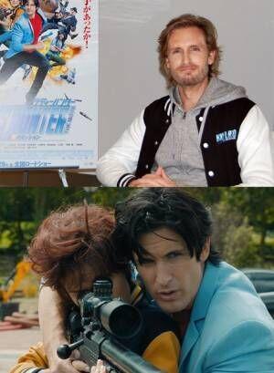 監督・脚本・主演を務めたフィリップ・ラショー (C)AXEL FILMS PRODUCTION - BAF PROD - M6 FILMS
