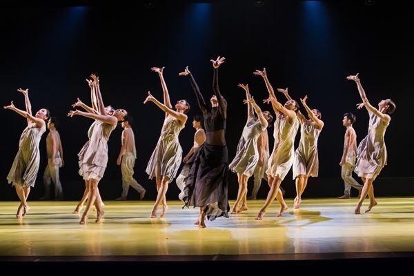 テロ・サーリネン×韓国国立舞踊団『VORTEX』