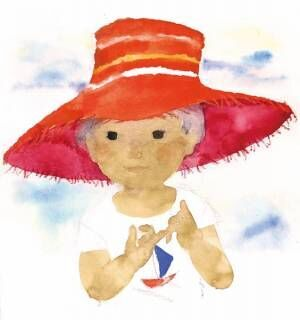赤い帽子の男の子 1971年