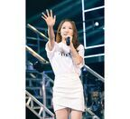 BoA、11年ぶりの全国ツアー愛知公演を開催