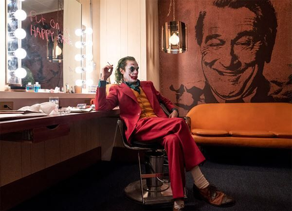 『ジョーカー』 (C)2019 Warner Bros. Ent. All Rights Reserved TM & (C)DC Comics