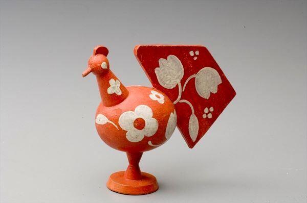 ヴァーツラフ・シュパーラ、アルチェル協同組合《童話の鳥》1920年 チェコ国立プラハ工芸美術館蔵 Collection of The Museum of Decorative Arts in Prague