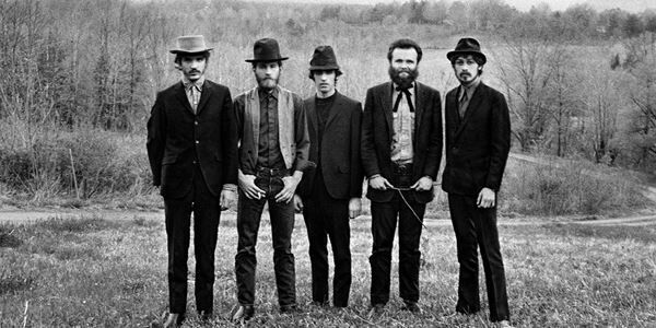 『Once Were Brothers: Robbie Robertson and The Band』