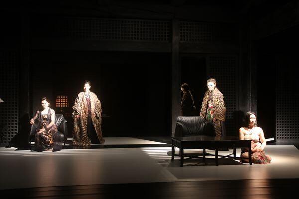 SCOT『サド侯爵夫人(第二幕)』