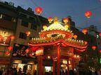 東洋の灯りが街を包む。「南京町ランターンフェア」がスタート