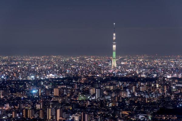 【プレゼント】体感する展望台『SKY CIRCUSサンシャイン60展望台』10組20名様!