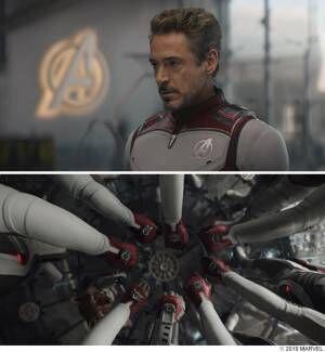 『アベンジャーズ/エンドゲーム』 (c)Marvel Studios 2019