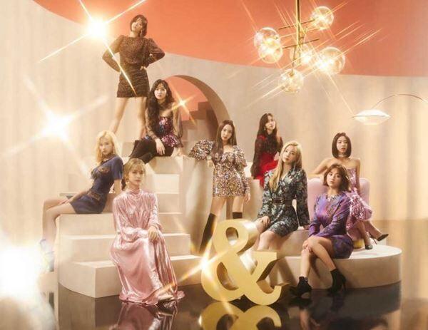 TWICE、日本で2枚目となる待望のニューアルバムが発売