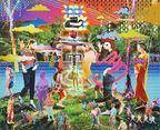 羽田空港の隣、京浜島全域を舞台に今年も開催! 音楽×アートの祭典「鉄工島フェス」