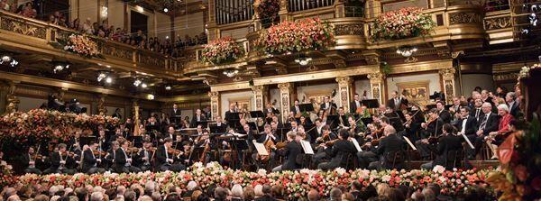"""ウィーン・フィルハーモニー管弦楽団 """"音楽の都""""ウィーンの伝統と誇りを担うウィーン・フィル登場!"""