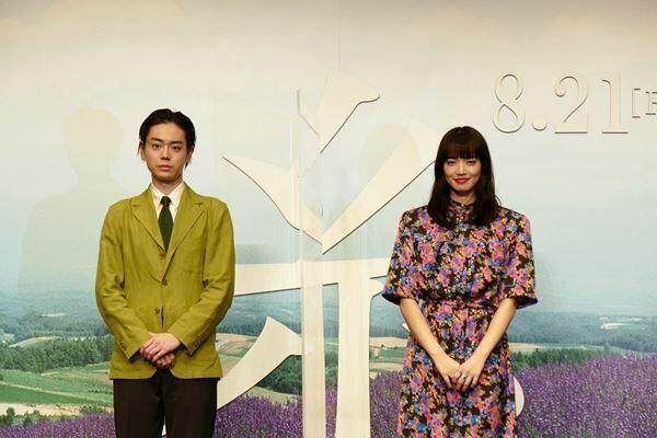 菅田将暉、主演作『糸』で父性に目覚める 共演は3度目となる小松菜奈