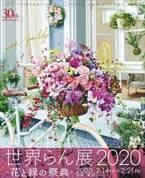 30周年記念展示も! 「世界らん展2020」が本日から開催