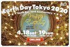 環境イベント「アースデイ東京」がオンラインで開催