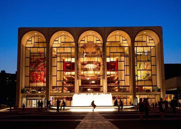 メトロポリタン・オペラ (c)Jonathan Tichler/Met Opera