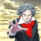 ベートーヴェンと浦沢直樹のコラボ実現! 漫画家、浦沢直樹によるベートーヴェンの描き下ろしを公開!