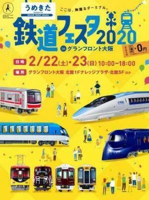 「うめきた鉄道フェスタ2020」