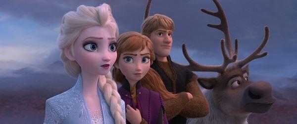 『アナと雪の女王2』 (C)2019 Disney. All Rights Reserved.