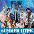 BALLISTIK BOYZ、配信限定シングル『SUMMER HYPE』8月10日リリース!今日からメンバー別のNew Artist Photoも公開