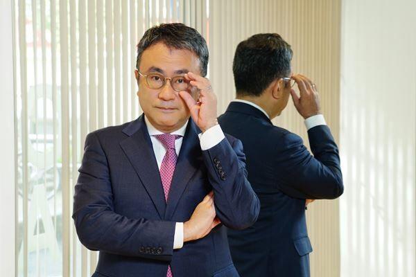 三谷幸喜 撮影:源賀津己