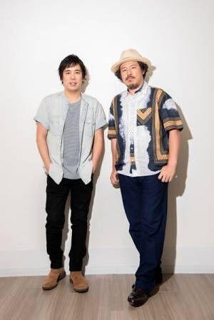スキマスイッチの大橋卓弥(左)と常田真太郎(右)