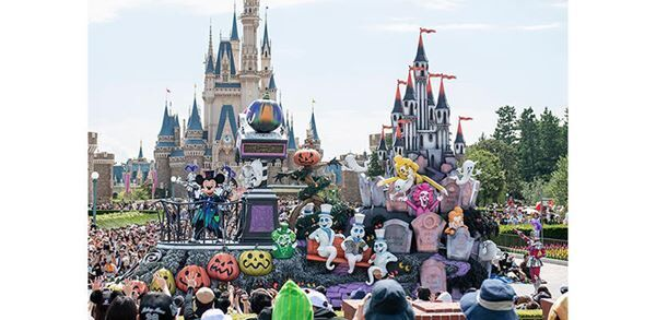 「ディズニー・ハロウィーン」 (C)Disney