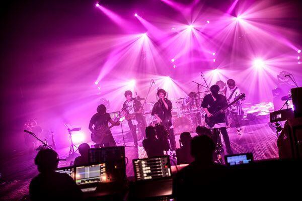 UVERworld「20 & 15 ANNIVERSARY LIVE」