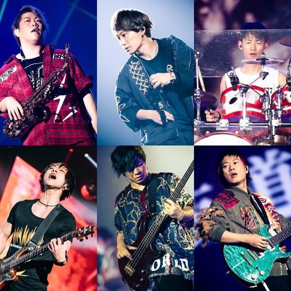 『UVERworld 男祭り FINAL at TOKYO DOME』 (c) WOWOW