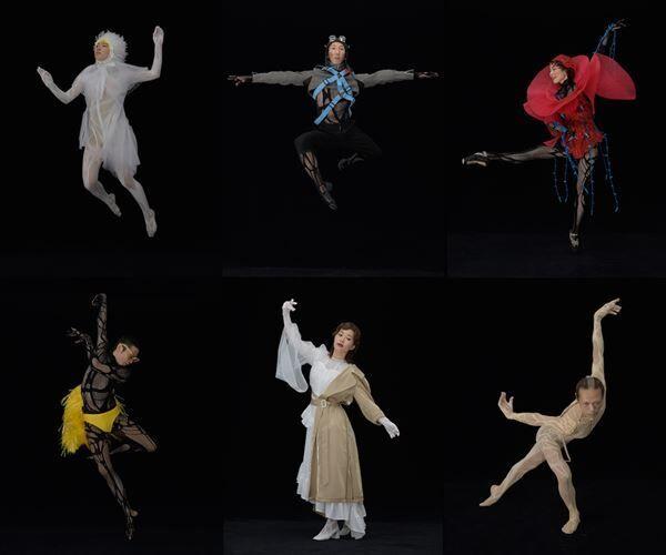 森山開次が個性豊かなダンサーと創り出す名作童話の世界 『星の王子さま-サン=テグジュペリからの手紙-』