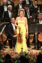 アンネ=ゾフィー・ムター ヴァイオリンの女王が祝うベートーヴェン生誕250周年