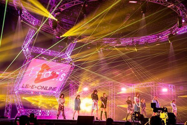 E-girls『LIVE×ONLINE』