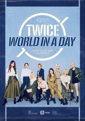 『Beyond LIVE – TWICE : World in A Day』