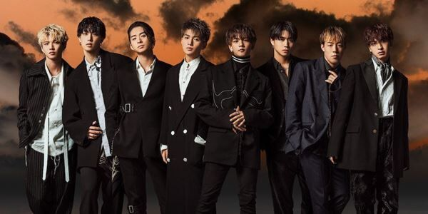 FANTASTICS from EXILE TRIBE、5thシングル『Hey, darlin'』発売