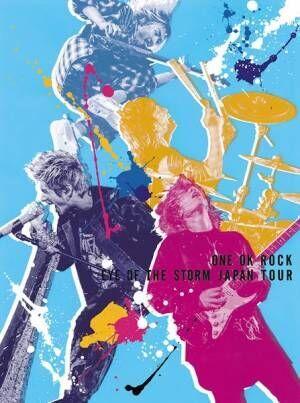"LIVE DVD&Blu-ray『ONE OK ROCK ""EYE OF THE STORM"" JAPAN TOUR』"