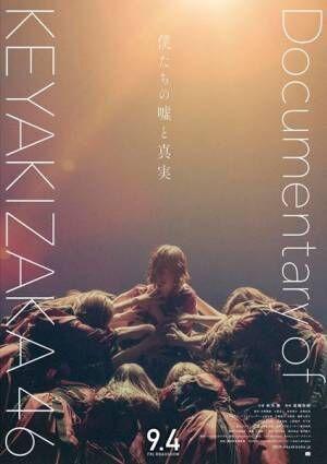『僕たちの嘘と真実 DOCUMENTARY of 欅坂46』 (c)2020「僕たちの嘘と真実 DOCUMENTARY of 欅坂46」製作委員会