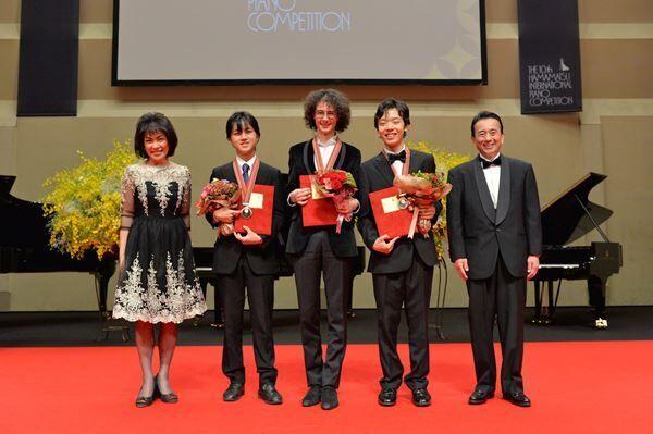 2019年 第10回浜松国際ピアノコンクールより 写真提供:浜松国際ピアノコンクール