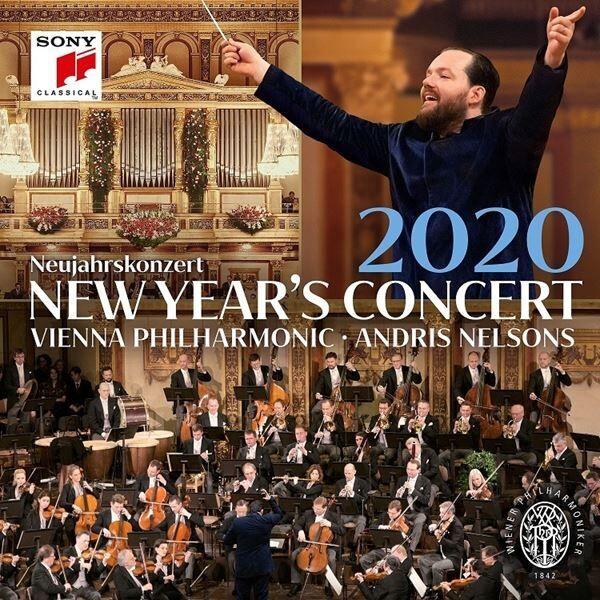 「ウィーン・フィルのニューイヤー・コンサート2020」 早くも全曲配信とCD&ブルーレイ発売!