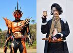 谷口賢志、『劇場版 仮面ライダーセイバー』出演決定 全身にフェニックスをまとった仮面ライダーファルシオンに