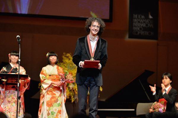ジャン・チャクムル photo:浜松国際ピアノコンクール事務局