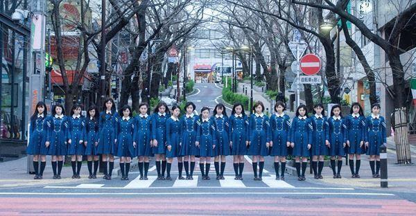 『僕たちの嘘と真実 Documentary of 欅坂46』 (C)2020「僕たちの嘘と真実 DOCUMENTARY of 欅坂 46」製作委員会
