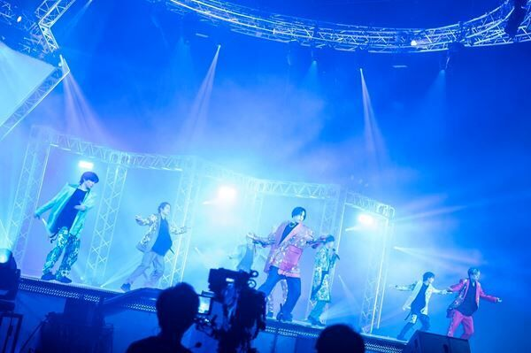FANTASTICS from EXILE TRIBE「LIVE×ONLINE」